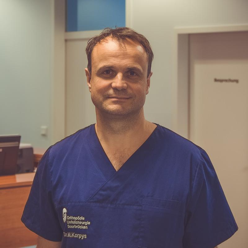 Dr. Marc Korpys