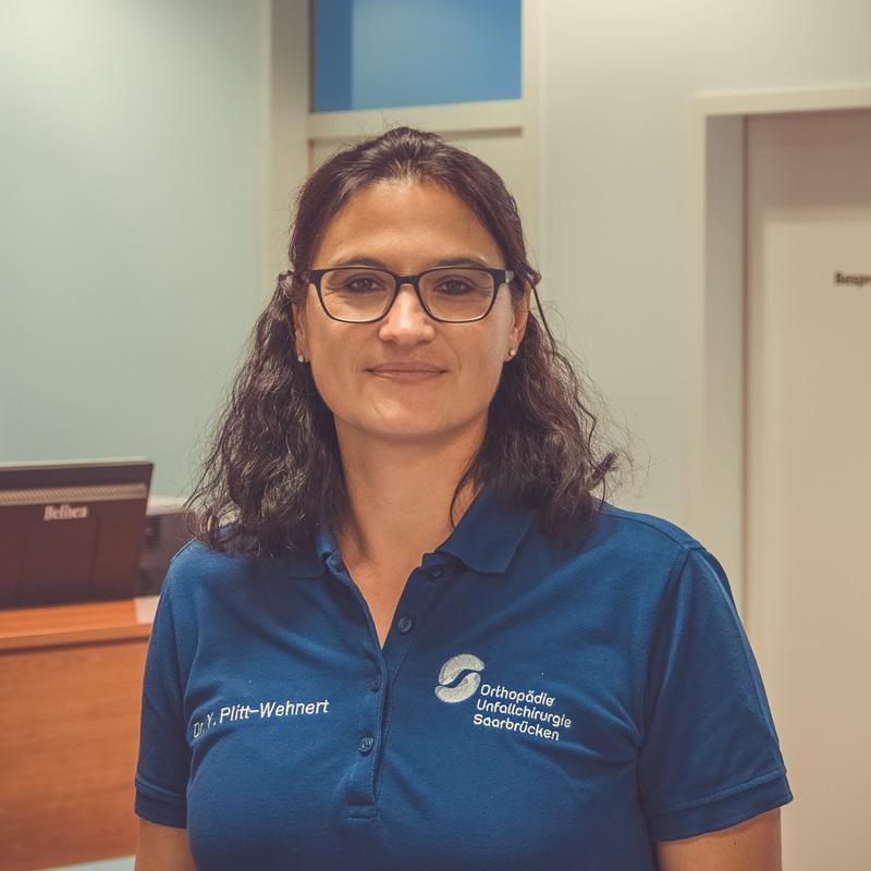 Dr. Yvonne Plitt-Wehnert