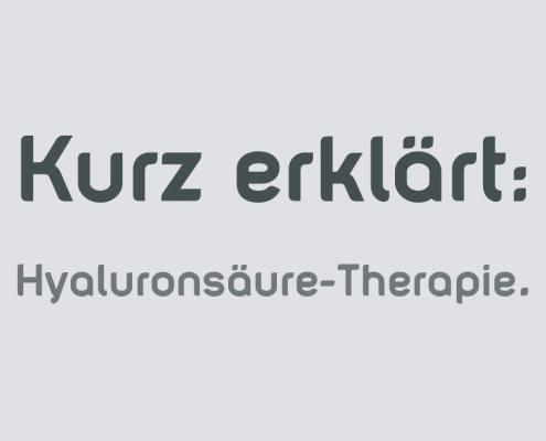 Hyaluronsäure-Therapie Orthopäde Saarbrücken